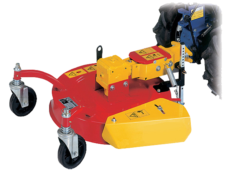 Cositoare rotativa pentru motocultor