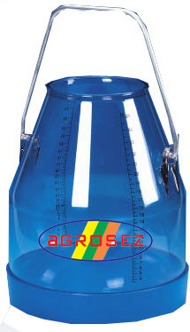 Bidon pentru lapte din policarbonat 30L