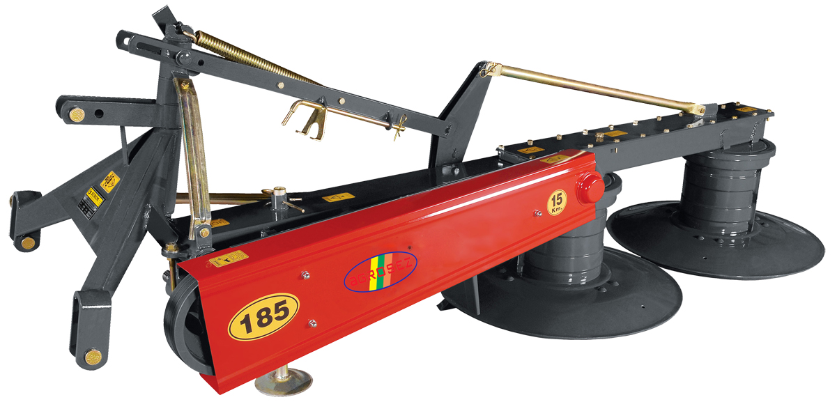 Cositoare rotativa cu tambur 185