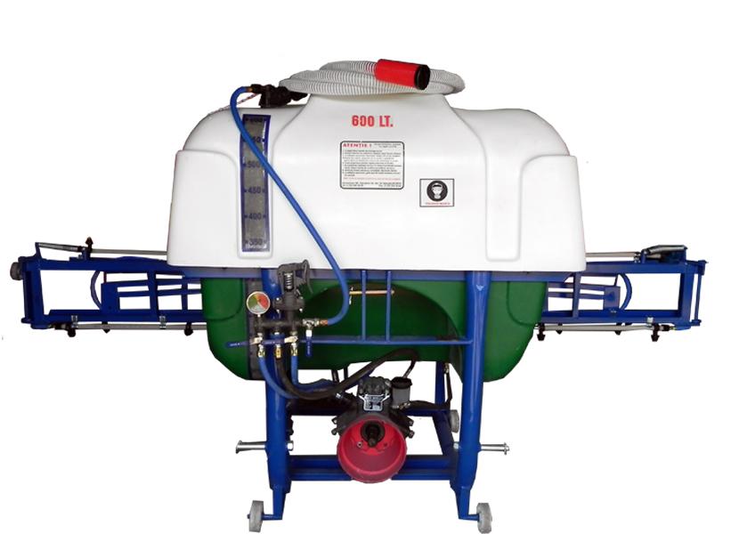 Pulverizator-Masina de erbicidat 600 l  UD 600