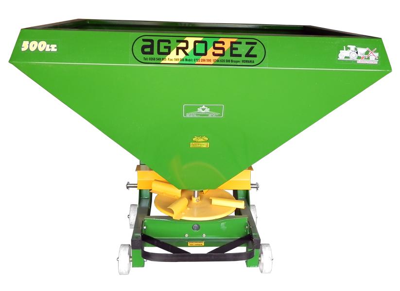 Fertilizator-Masina de fertilizat 500 l