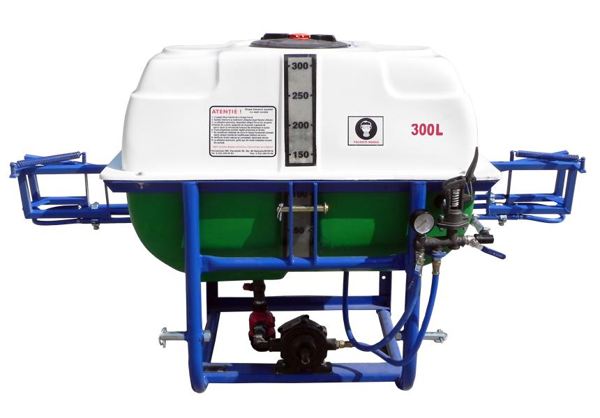 Pulverizator-Masina de erbicidat 300 l  UD 300