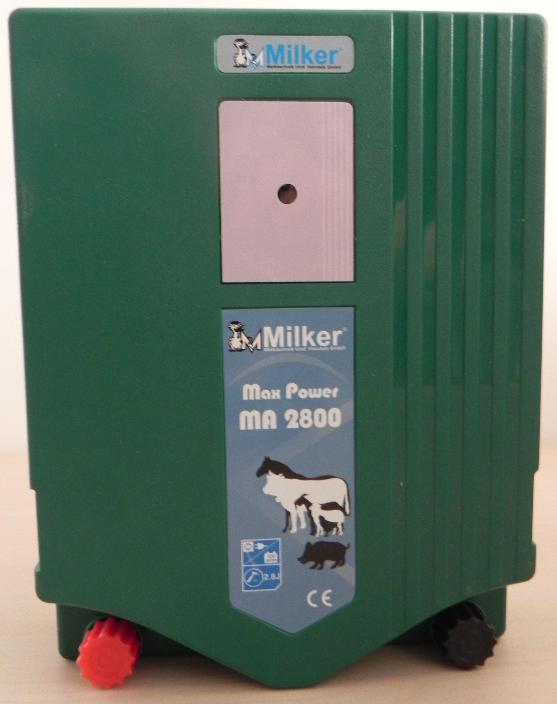 Gard electric  MA 2800  MA 2800