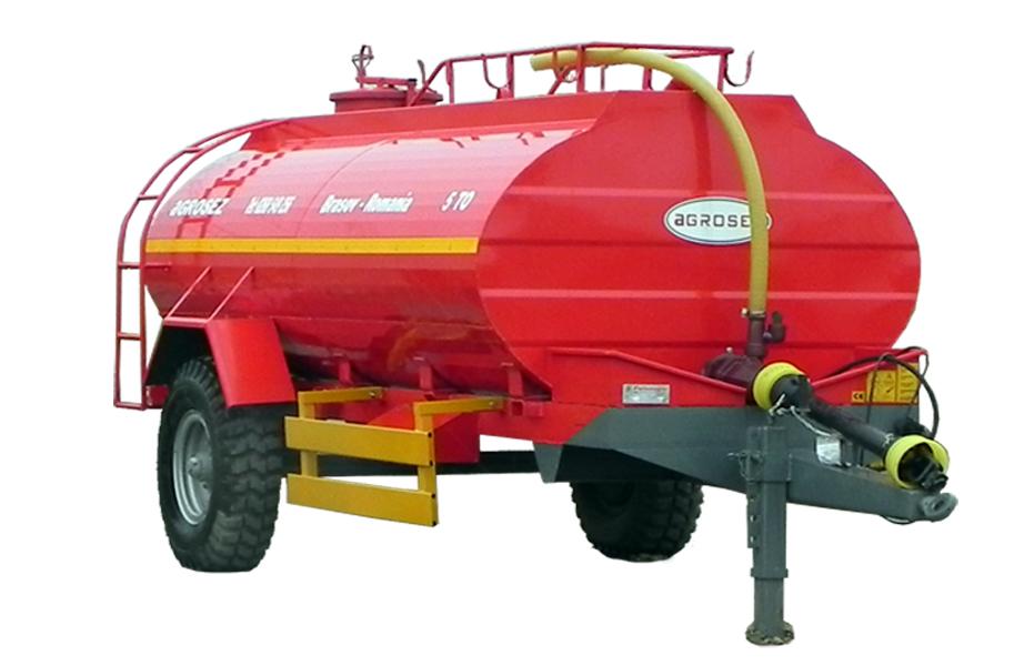 Cisterna de apa 5 t  util