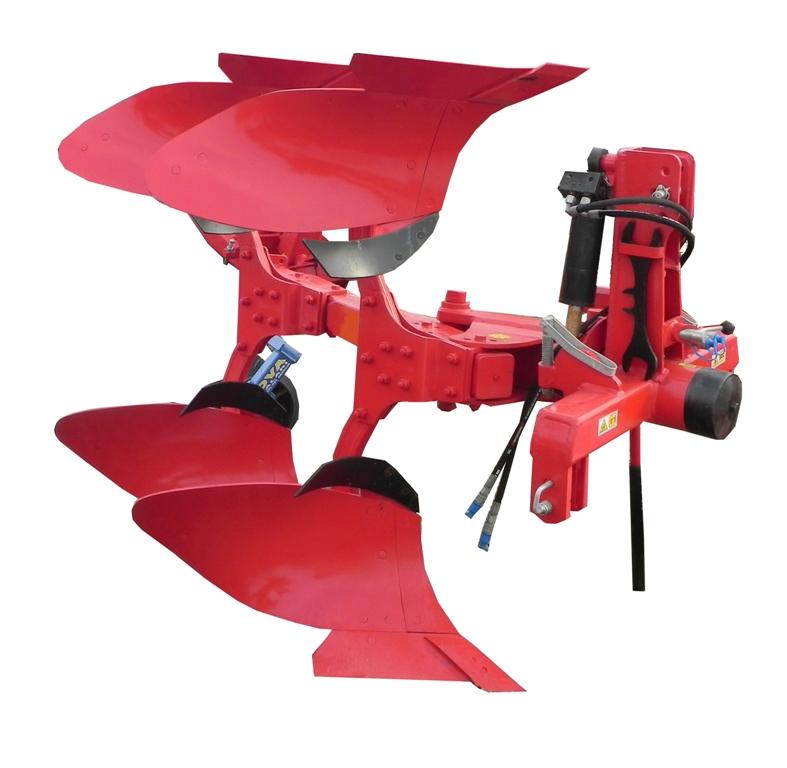 Plug reversibil cu 2 trupite hidraulic  (2+0)-(30-35-40cm)  DP-142