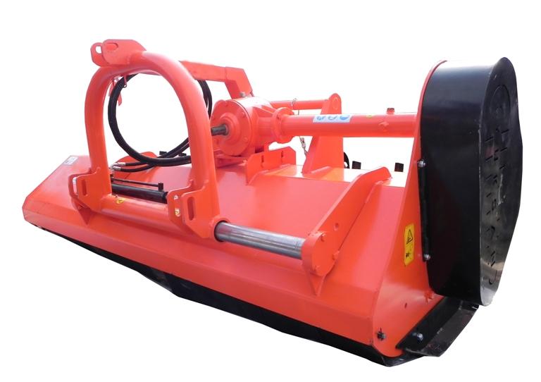 Tocatoare de resturi vegetale dezaxabila turbo-hidraulic 240  YTHGS 240