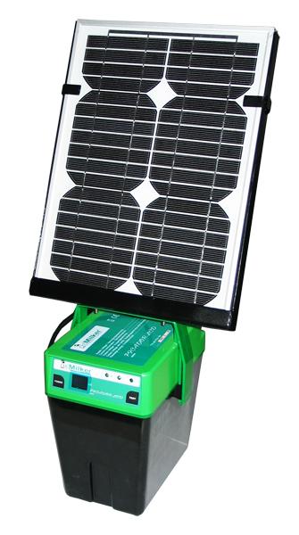 Gard electric SOLAR  MILKER PICADOR SOLAR