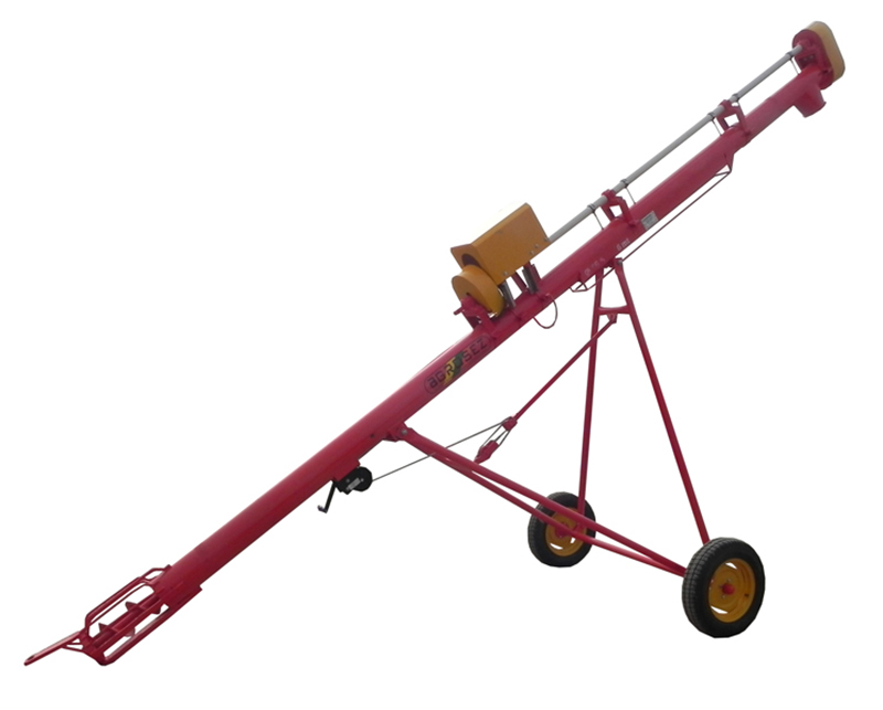 Snec-transportor elicoidal  19.2 - 8 m