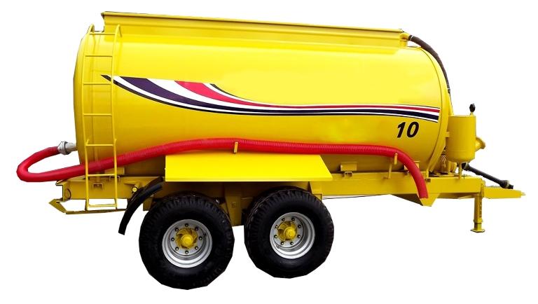 Cisterna de apa 10 t util tandem