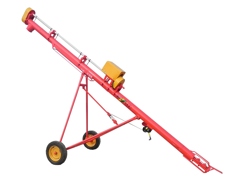 Snec-transportor elicoidal  D.14 - 8 m