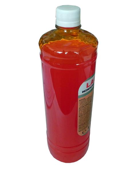 Gel dezinfectant pentru uger